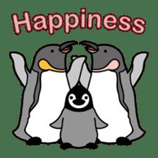 Pengin Life sticker #1009365