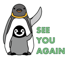 Pengin Life sticker #1009366