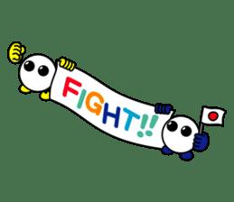 Vabo chan sticker #1009582