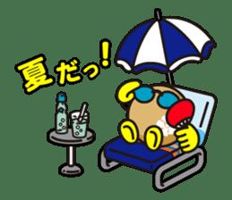Vabo chan sticker #1009606