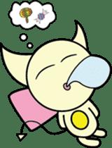 Little Dreamon sticker #1010912