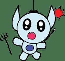 Little Dreamon sticker #1010922