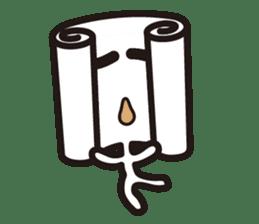 Campus kun sticker #1011775