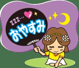Go! Fun Fan Cheerleader! sticker #1012583