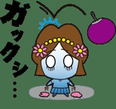 Go! Fun Fan Cheerleader! sticker #1012585