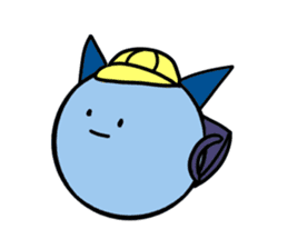 omoshiro contents ~Mysterious creature~ sticker #1013210