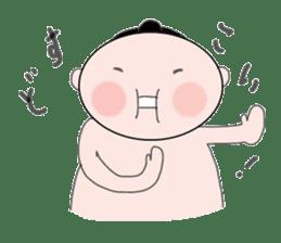 RIKISHI-KUN! sticker #1013367