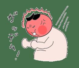 RIKISHI-KUN! sticker #1013370