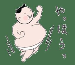 RIKISHI-KUN! sticker #1013376
