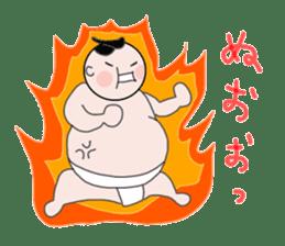 RIKISHI-KUN! sticker #1013382