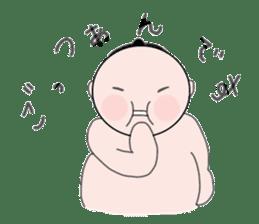 RIKISHI-KUN! sticker #1013384