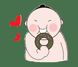 RIKISHI-KUN! sticker #1013387