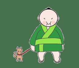 RIKISHI-KUN! sticker #1013388