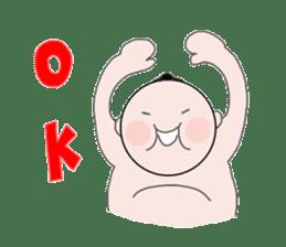 RIKISHI-KUN! sticker #1013389