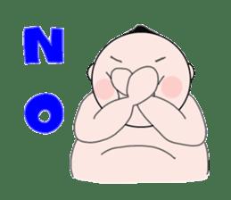 RIKISHI-KUN! sticker #1013390