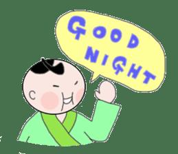 RIKISHI-KUN! sticker #1013396