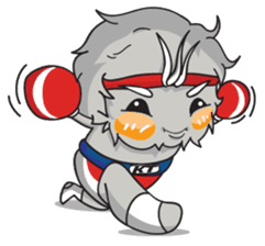 KhaNomTom sticker #1013489