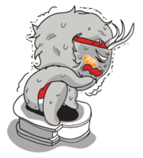 KhaNomTom sticker #1013490