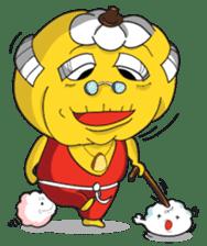 KhaNomTom sticker #1013514
