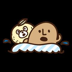 Miyazaki-Ben Stickers