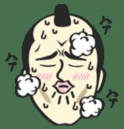 SAMURAI WORKER sticker #1018902