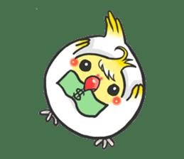 Chu's Notebook sticker #1019068
