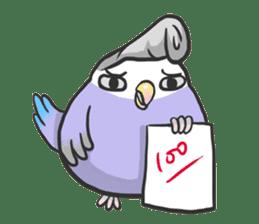 Chu's Notebook sticker #1019085
