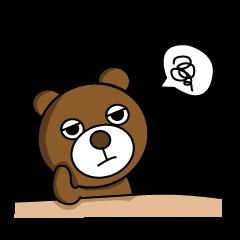Boring Bear