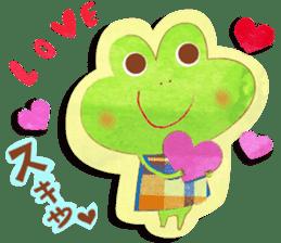 OSAKA FROG sticker #1021168