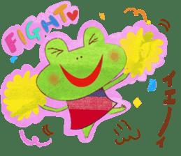 OSAKA FROG sticker #1021181