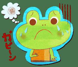 OSAKA FROG sticker #1021182