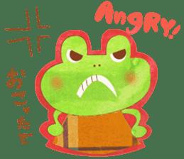 OSAKA FROG sticker #1021184