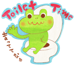 OSAKA FROG sticker #1021185