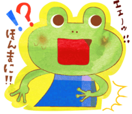 OSAKA FROG sticker #1021187