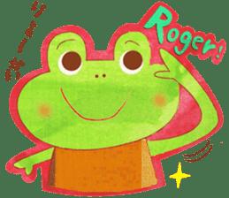 OSAKA FROG sticker #1021192
