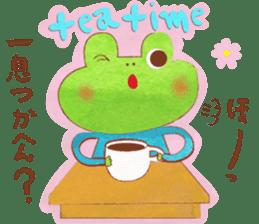 OSAKA FROG sticker #1021193