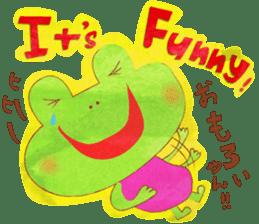 OSAKA FROG sticker #1021195