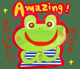 OSAKA FROG sticker #1021203