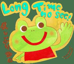 OSAKA FROG sticker #1021206