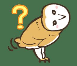Raptors sticker (Owl,Eagle,Hawk,etc.) sticker #1022448