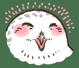 Raptors sticker (Owl,Eagle,Hawk,etc.) sticker #1022450