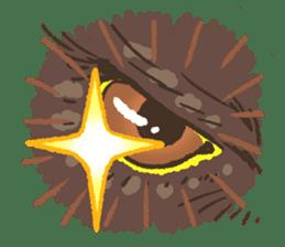 Raptors sticker (Owl,Eagle,Hawk,etc.) sticker #1022454