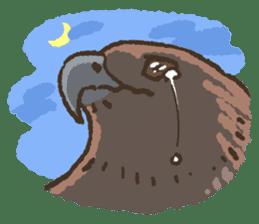 Raptors sticker (Owl,Eagle,Hawk,etc.) sticker #1022462