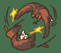 Raptors sticker (Owl,Eagle,Hawk,etc.) sticker #1022464