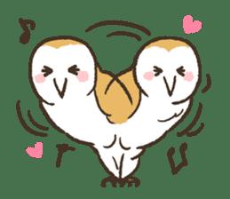 Raptors sticker (Owl,Eagle,Hawk,etc.) sticker #1022470