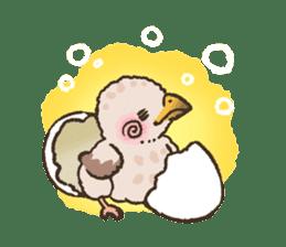 Raptors sticker (Owl,Eagle,Hawk,etc.) sticker #1022473