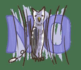 Raptors sticker (Owl,Eagle,Hawk,etc.) sticker #1022478
