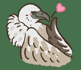 Raptors sticker (Owl,Eagle,Hawk,etc.) sticker #1022485