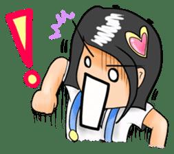 Noo Jamjarn 2 - Cute Story sticker #1024106