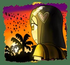 Noo Jamjarn 2 - Cute Story sticker #1024115